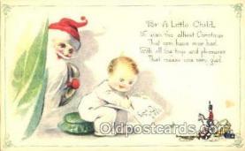 hol001593 - Santa Claus, Christmas, Postcard Postcards