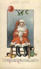hol001681 - Santa Claus, Christmas, Postcard Postcards