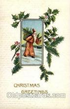 hol001711 - Santa Claus, Christmas, Postcard Postcards