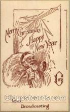 hol001717 - Santa Claus, Christmas, Postcard Postcards