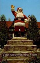 hol001718 - Santa Claus, Christmas, Postcard Postcards