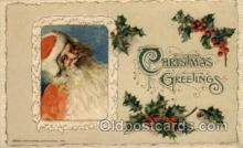 hol001742 - John Winch 1912, Santa Claus, Christmas, Postcard Postcards