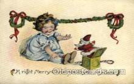 hol001745 - Santa Claus, Christmas, Postcard Postcards