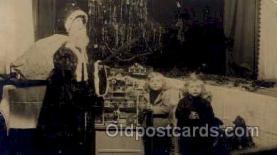 hol001764 - Santa Claus, Christmas, Postcard Postcards