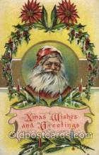 hol001791 - Santa Claus, Christmas, Postcard Postcards