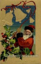 hol001807 - Santa Claus, Christmas, Postcard Postcards