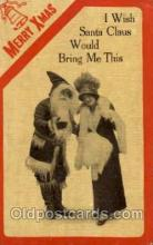 hol001817 - Santa Claus, Christmas, Postcard Postcards