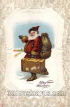 hol001836 - Santa Claus, Christmas, Postcard Postcards