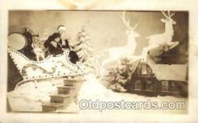 hol001866 - Santa Claus, Christmas, Postcard Postcards