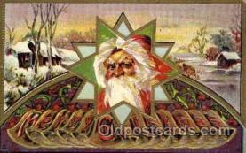 hol001883 - Santa Claus, Christmas, Postcard Postcards