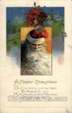 hol001915 - John Winsch Santa Claus Postcard Postcards
