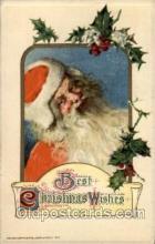 hol001917 - John Winsch Santa Claus Postcard Postcards