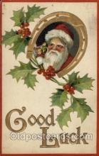hol001920 - Santa Claus Postcard Postcards