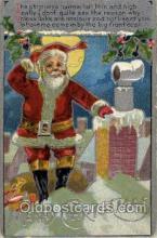 hol001933 - Santa Claus Postcard Postcards