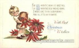 hol001960 - Christmas Postcard Postcards