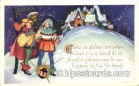 hol001964 - Christmas Postcard Postcards