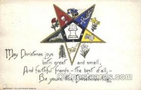 hol001966 - Christmas Postcard Postcards