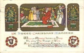 hol001967 - Christmas Postcard Postcards