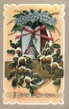 hol002089 - Christmas Santa Claus Postcard Postcards