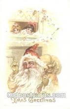hol002198 - Santa Claus Postcard Postcards