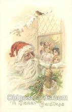 hol002199 - Santa Claus Postcard Postcards