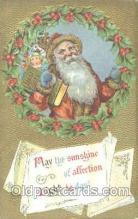 hol002211 - Santa Claus Postcard Postcards