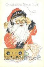 hol002213 - Santa Claus Postcard Postcards