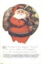 hol002215 - Santa Claus Postcard Postcards