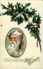 hol002242 - Christmas, Santa Claus Postcard Postcards