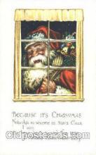 hol002251 - Santa Claus, Christmas, Postcard Postcards