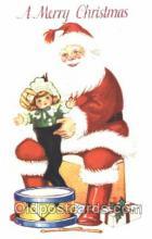hol002254 - Santa Claus, Christmas, Postcard Postcards