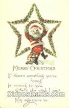 hol002257 - Santa Claus, Christmas, Postcard Postcards