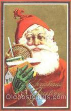 hol002262 - Santa Claus, Christmas, Postcard Postcards
