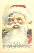 hol002274 - Santa Claus, Christmas, Postcard Postcards