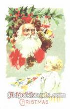 hol002276 - Santa Claus, Christmas, Postcard Postcards