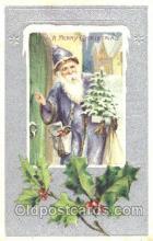 hol002279 - Santa Claus, Christmas, Postcard Postcards