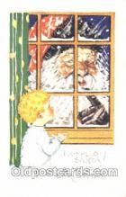 hol002282 - Santa Claus, Christmas, Postcard Postcards
