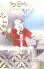 hol002288 - Santa Claus, Christmas, Postcard Postcards