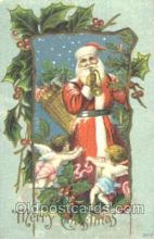 hol002289 - Santa Claus, Christmas, Postcard Postcards