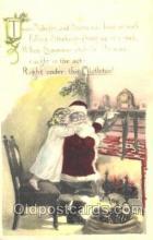 hol002302 - Santa Claus, Christmas, Postcard Postcards
