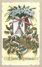hol002305 - Santa Claus, Christmas, Postcard Postcards