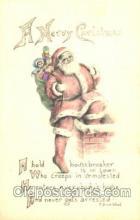 hol002310 - Santa Claus, Christmas, Postcard Postcards