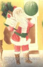 hol002319 - Santa Claus, Christmas, Postcard Postcards