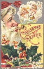 hol002331 - Santa Claus Christmas Postcard Postcards