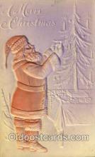 hol002515 - Santa Claus Christmas Postcard Postcards