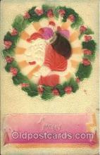 hol002534 - Santa Claus Christmas Postcard Postcards