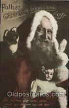 hol002541 - Santa Claus Christmas Postcard Postcards