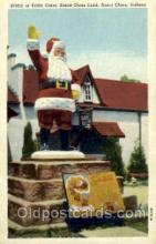 hol002556 - Santa Claus Christmas Postcard Postcards