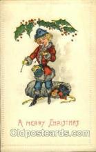 hol002565 - Santa Claus Christmas Postcard Postcards