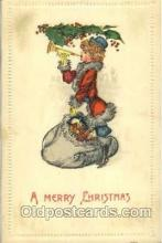 hol002567 - Santa Claus Christmas Postcard Postcards